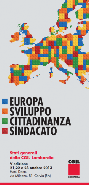 Stati Generali CGIL Lombardia 2013